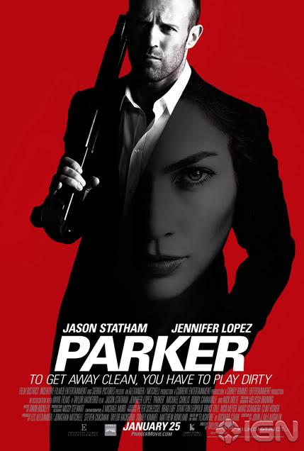 Jason Statham - Página 2 Parker-poster