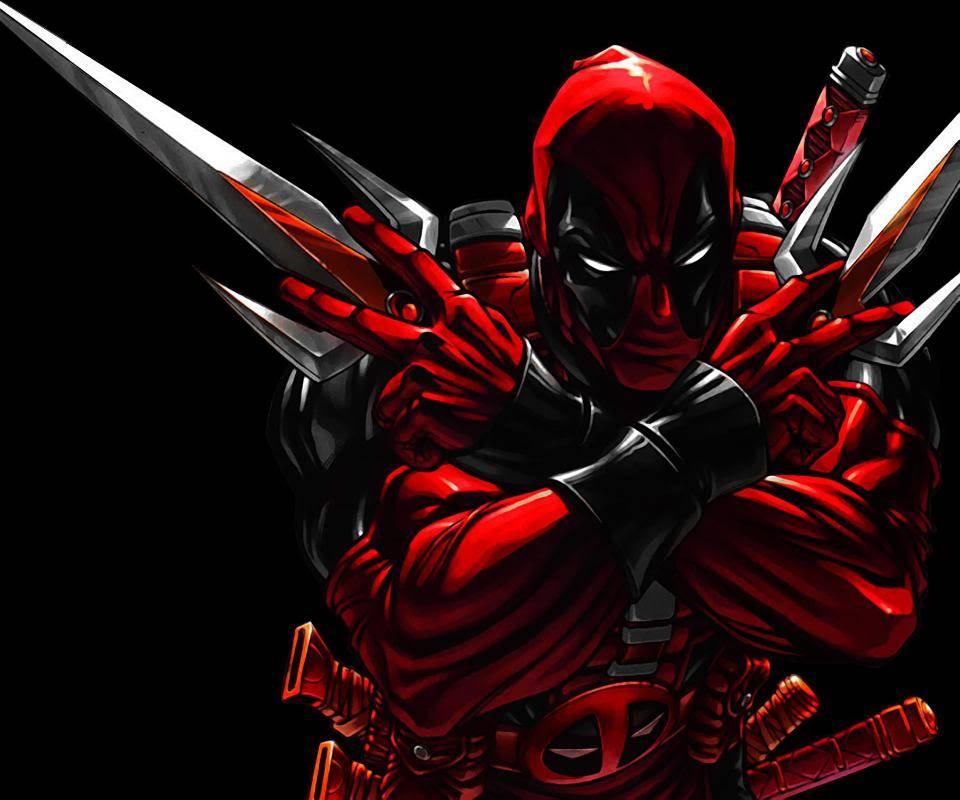 SUPERHEROES! ;D (And Villains ;) ) Deadpool_40