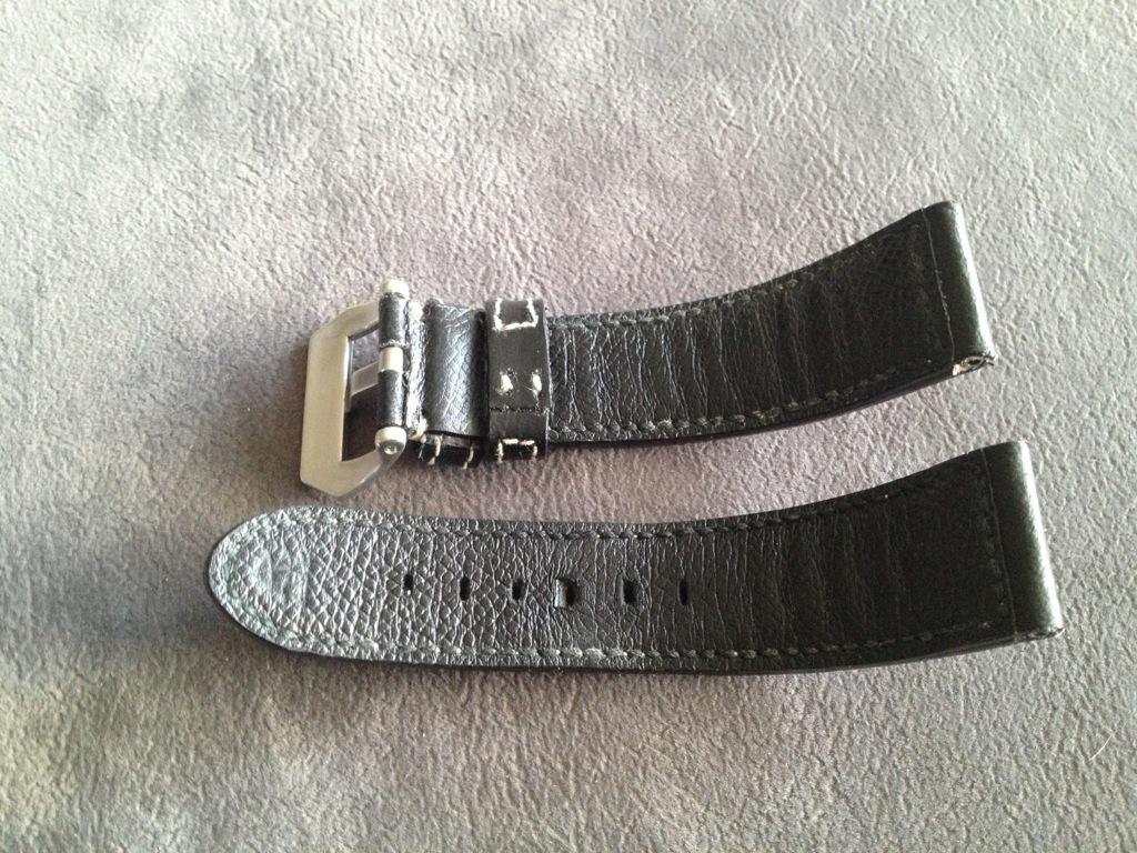 [VENDU]Bracelet ABP veau noir caoutchouté 100 EUR File_zps7bf19459