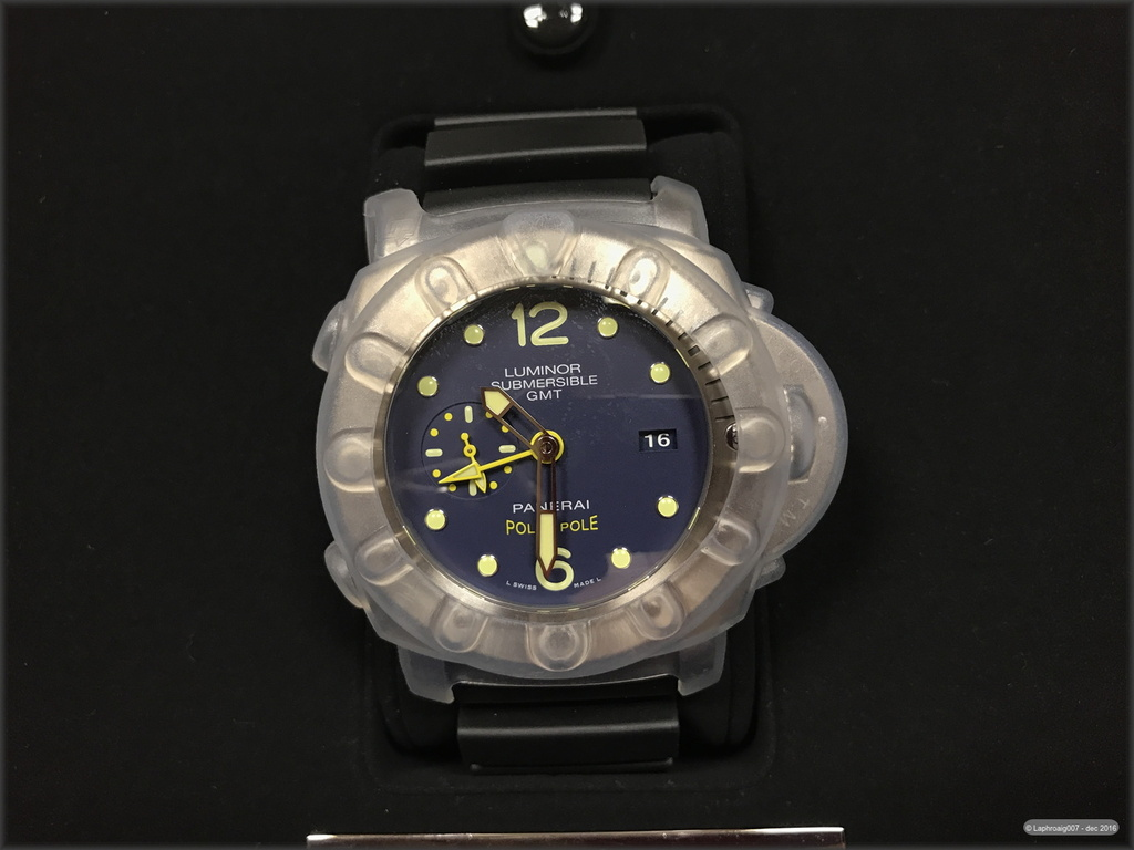 [Vendue] Panerai PAM00719 Luminor Submersible Pole2Pole Mike Horn Laphroaig007_montres_IMG_6281_zpscnotekpn