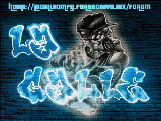 Kung Fu Man Quest LaCalleLogo_zps5ab1857b