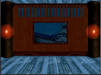Kung Fu Man Quest TempleNight_zps728789af