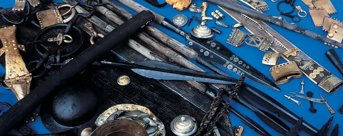 Une mystérieuse épée intrigue des chercheurs Illerup1ny