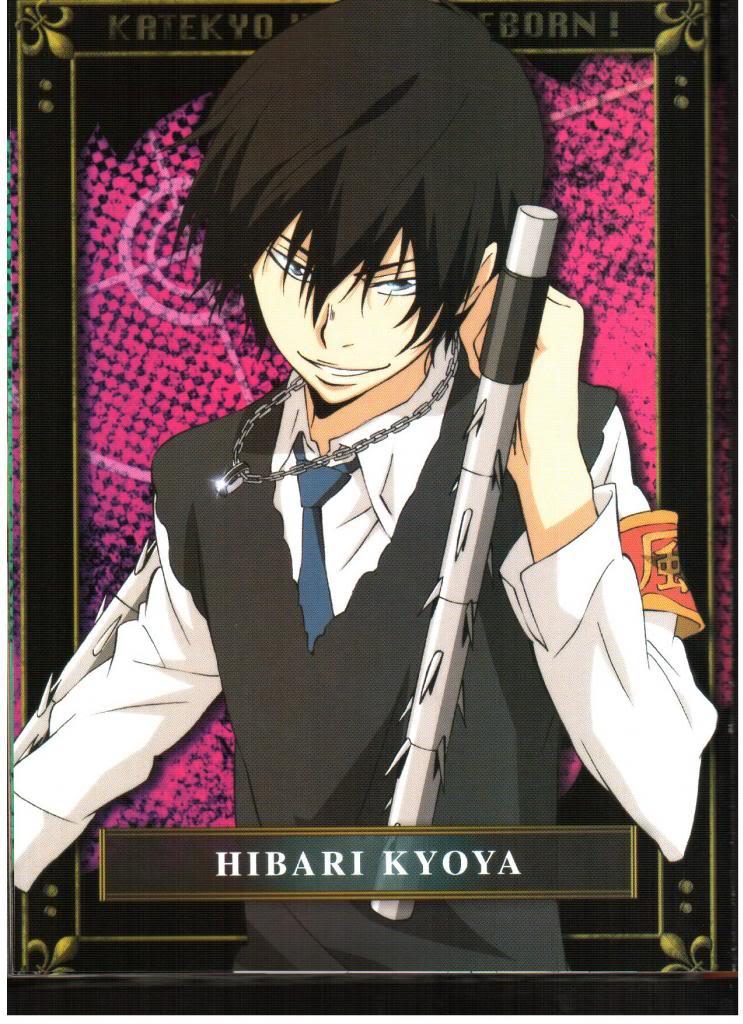 [ 100 Days Manga-Anime ] Kumiho's Ver 1Hibari-Kyoya-3-hibari-kyoya-34322528-1275-1755