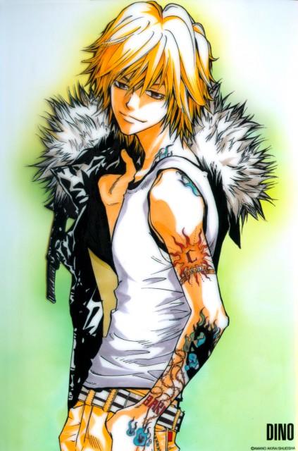 [ 100 Days Manga-Anime ] Kumiho's Ver DinoCavallone448557