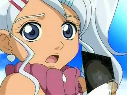 [ 100 Days Manga-Anime ] Kumiho's Ver - Page 2 Julie_with_a_Gate_Card