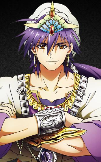 [ 100 Days Manga-Anime ] Kumiho's Ver - Page 2 Sinbad_anime