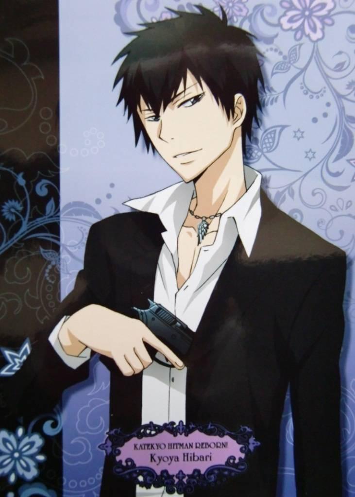 [ 100 Days Manga-Anime ] Kumiho's Ver - Page 2 TYL-Hibari-katekyo-hitman-reborn-24684081-731-1023