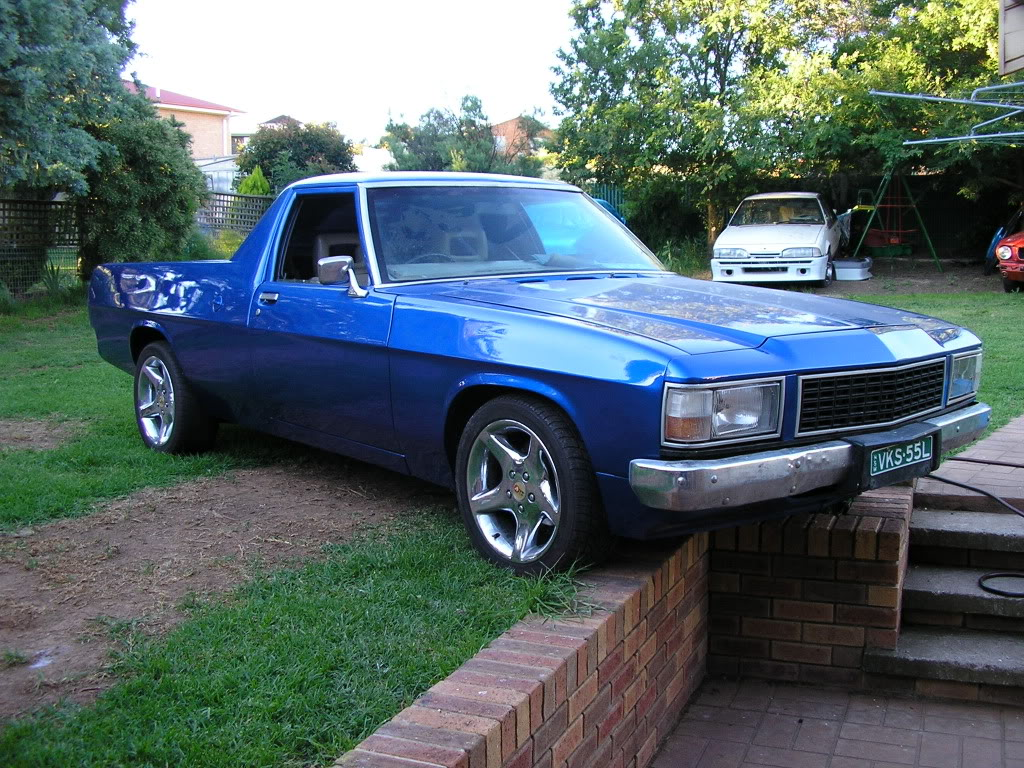 WB ute I built for a mate by GTS Injected PB200004-Copy