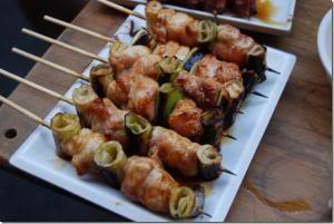 [Nhật Bản - Japan][Recipe] Xiên gà Nhật Bản - Japanese Yakitori Chicken 300px-Yakitorichkn_
