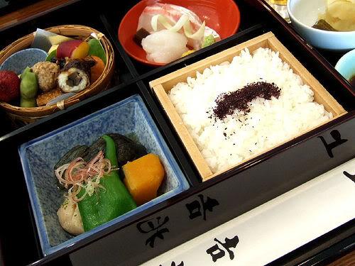 [Giới thiệu][Nhật Bản] Hộp Bento Shokado-bento1851412632374949092