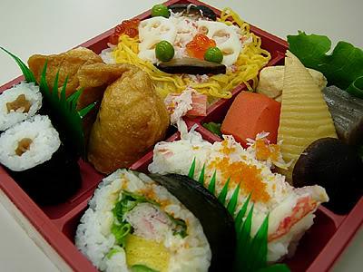 [Giới thiệu][Nhật Bản] Hộp Bento Sushizume