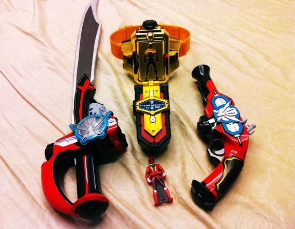 Review DX Gokai Gun (Kaizoku Sentai Gokaiger) IMG_0040