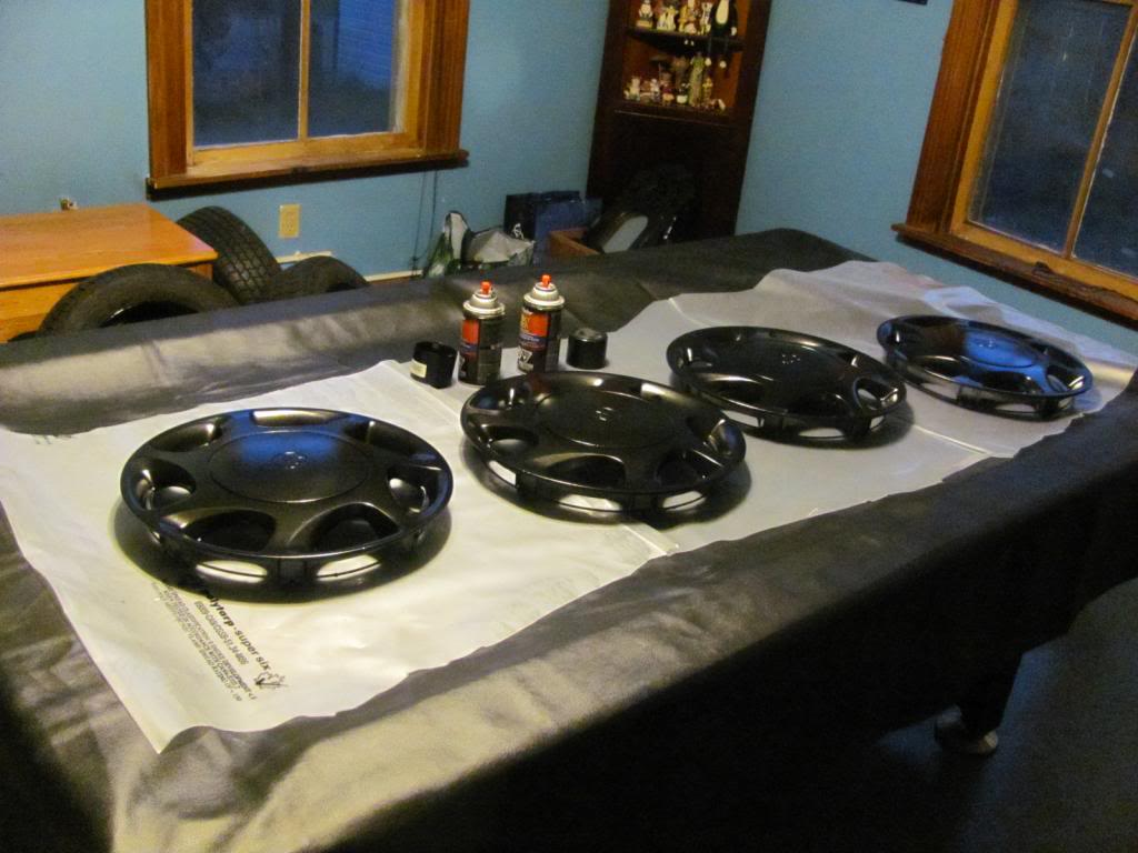 DIY: OEM Wheel Restoration (tires mounted), plus Hubcaps and Lugs -pic heavy IMG_4606