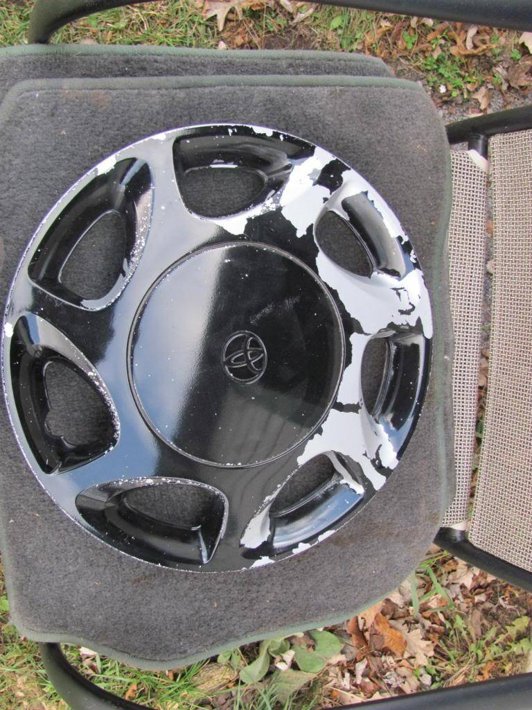 DIY: OEM Wheel Restoration (tires mounted), plus Hubcaps and Lugs -pic heavy IMG_4560