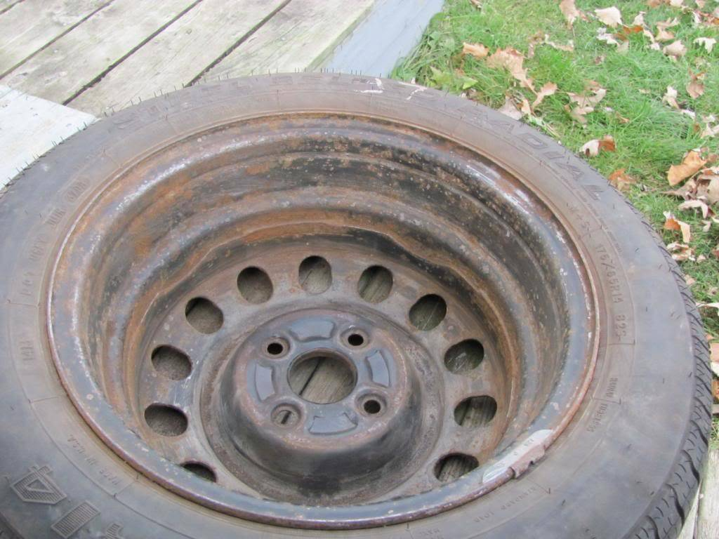 DIY: OEM Wheel Restoration (tires mounted), plus Hubcaps and Lugs -pic heavy IMG_4393