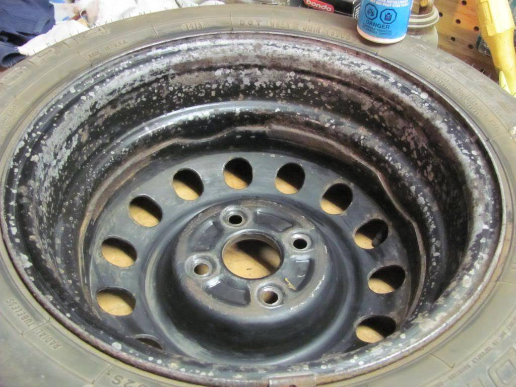 DIY: OEM Wheel Restoration (tires mounted), plus Hubcaps and Lugs -pic heavy IMG_4428