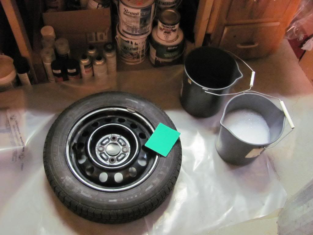 DIY: OEM Wheel Restoration (tires mounted), plus Hubcaps and Lugs -pic heavy IMG_4436