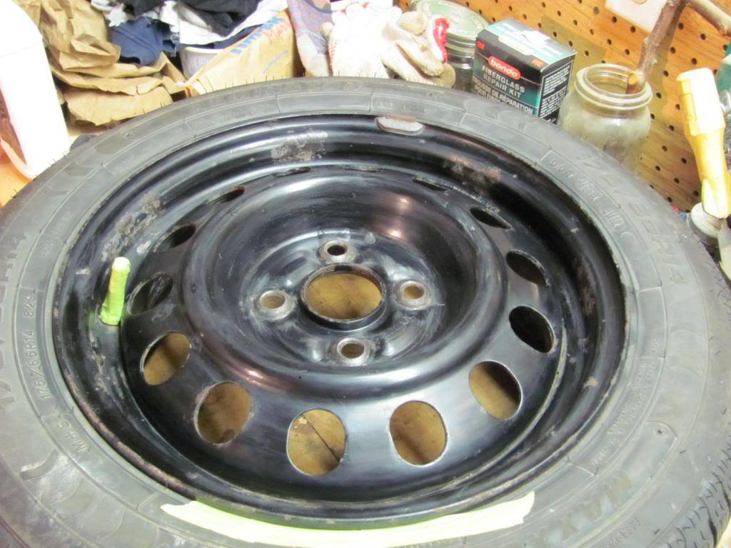 DIY: OEM Wheel Restoration (tires mounted), plus Hubcaps and Lugs -pic heavy IMG_4448