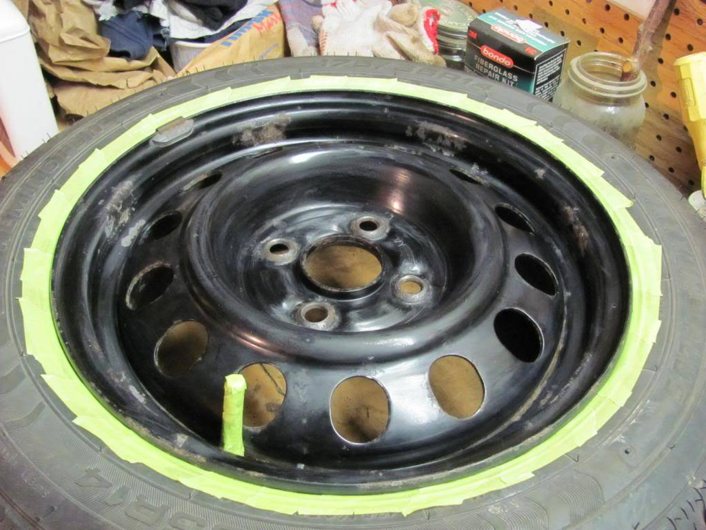 DIY: OEM Wheel Restoration (tires mounted), plus Hubcaps and Lugs -pic heavy IMG_4449