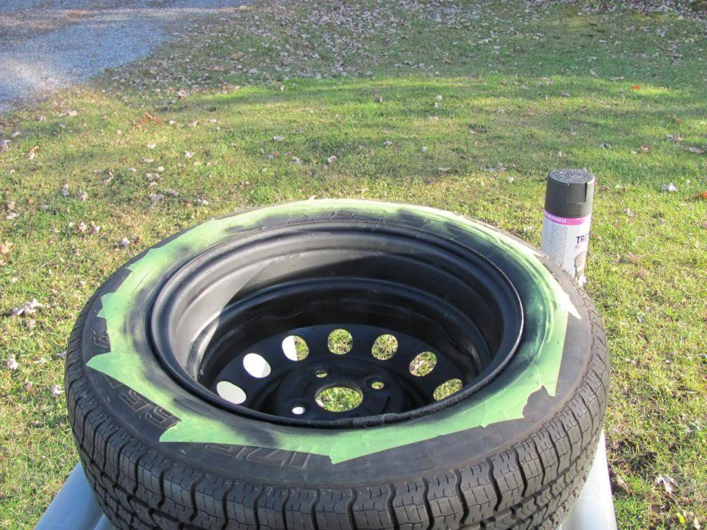 DIY: OEM Wheel Restoration (tires mounted), plus Hubcaps and Lugs -pic heavy IMG_4466