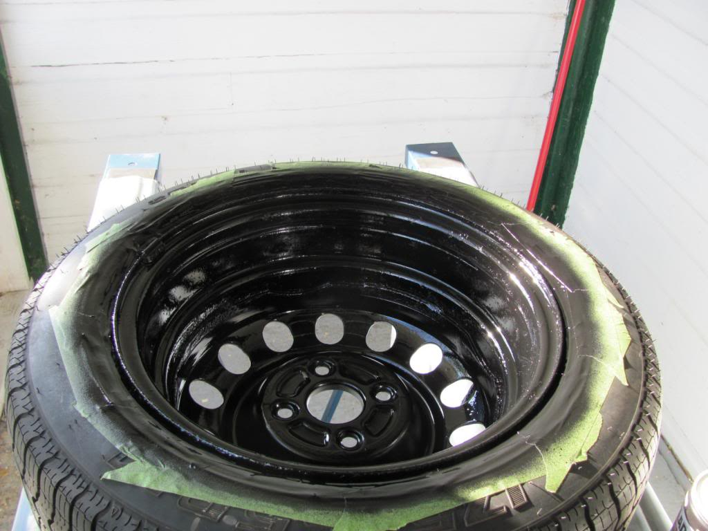 DIY: OEM Wheel Restoration (tires mounted), plus Hubcaps and Lugs -pic heavy IMG_4500