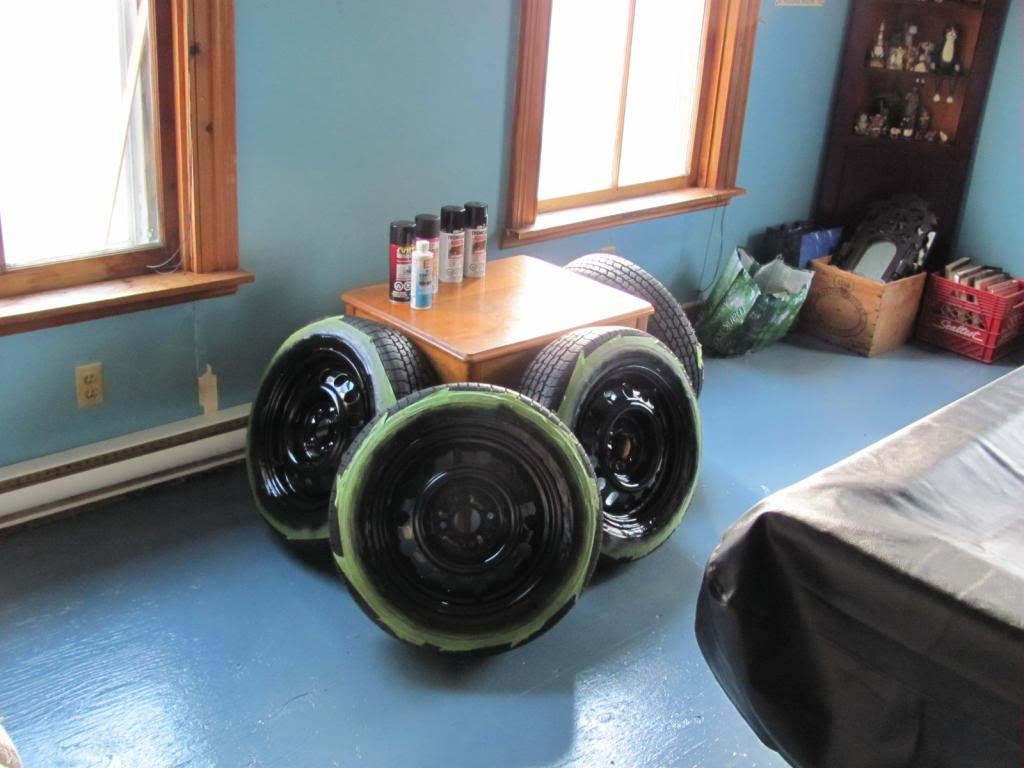 DIY: OEM Wheel Restoration (tires mounted), plus Hubcaps and Lugs -pic heavy IMG_4502