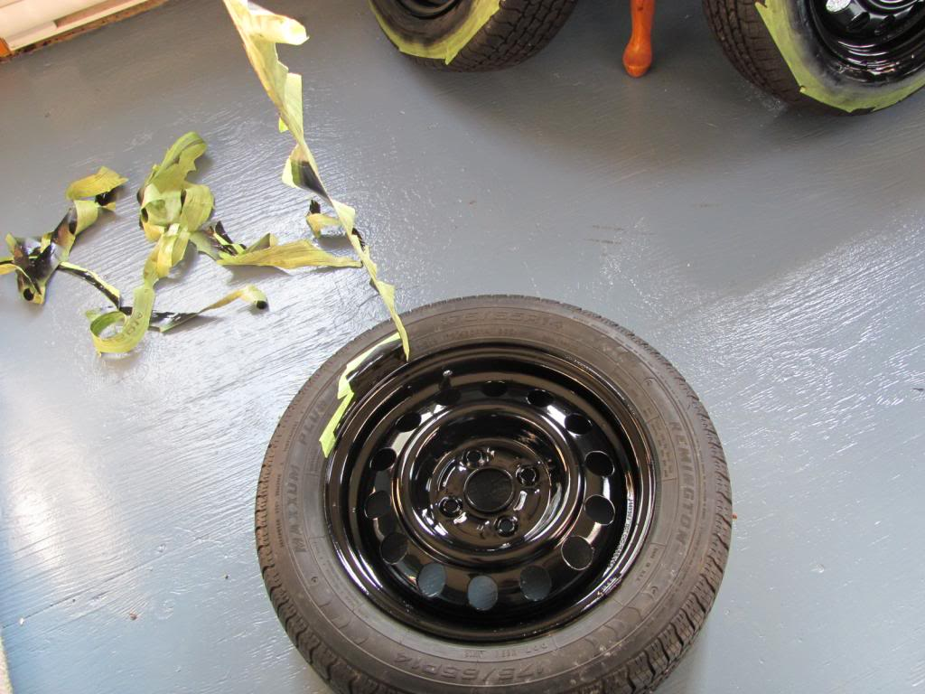 DIY: OEM Wheel Restoration (tires mounted), plus Hubcaps and Lugs -pic heavy IMG_4513