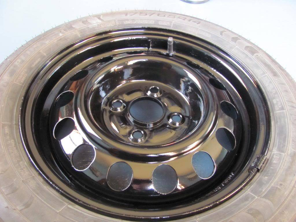 DIY: OEM Wheel Restoration (tires mounted), plus Hubcaps and Lugs -pic heavy IMG_4519