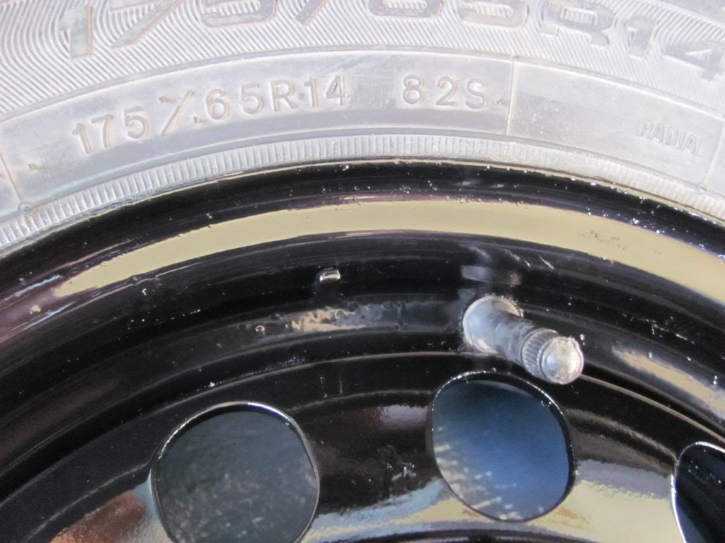 DIY: OEM Wheel Restoration (tires mounted), plus Hubcaps and Lugs -pic heavy IMG_4520