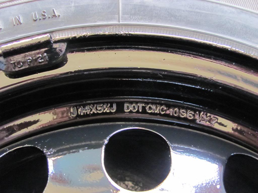 DIY: OEM Wheel Restoration (tires mounted), plus Hubcaps and Lugs -pic heavy IMG_4521