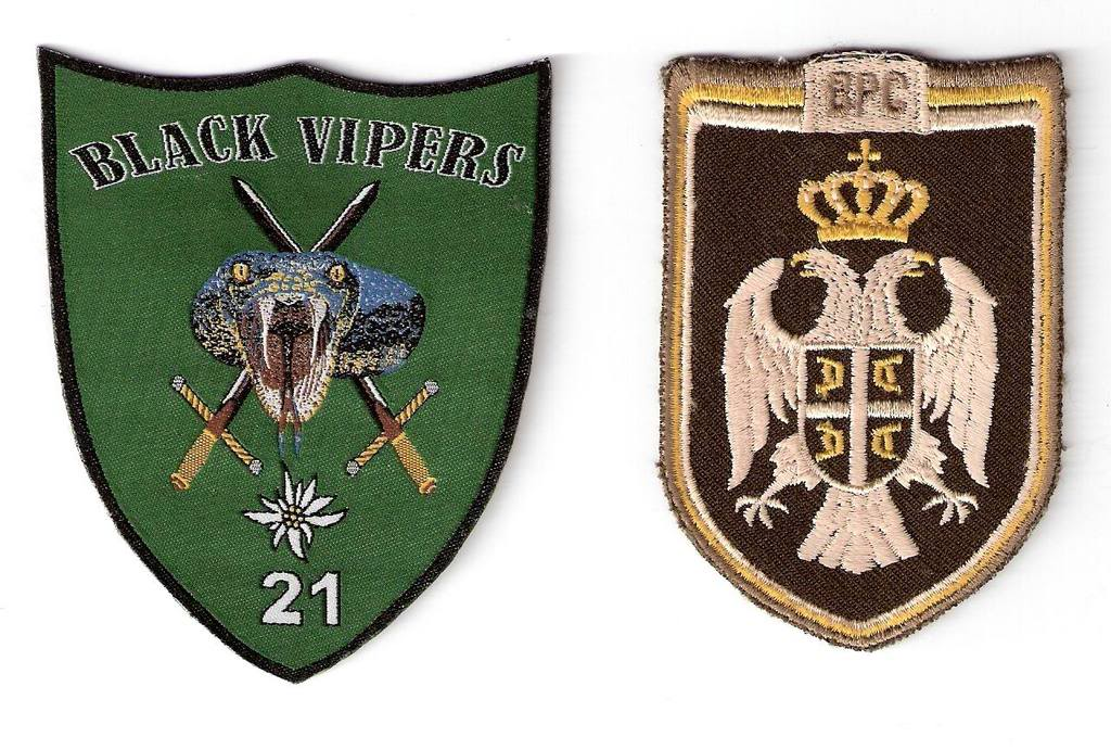 WHAT KIND OF STUFF HAVE YOU FOUND INSIDE YOUR UNIFORMS? Unknownpatches