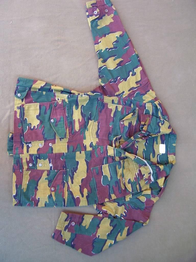 Belgian 'Jigsaw' pattern combat jacket 100_2286