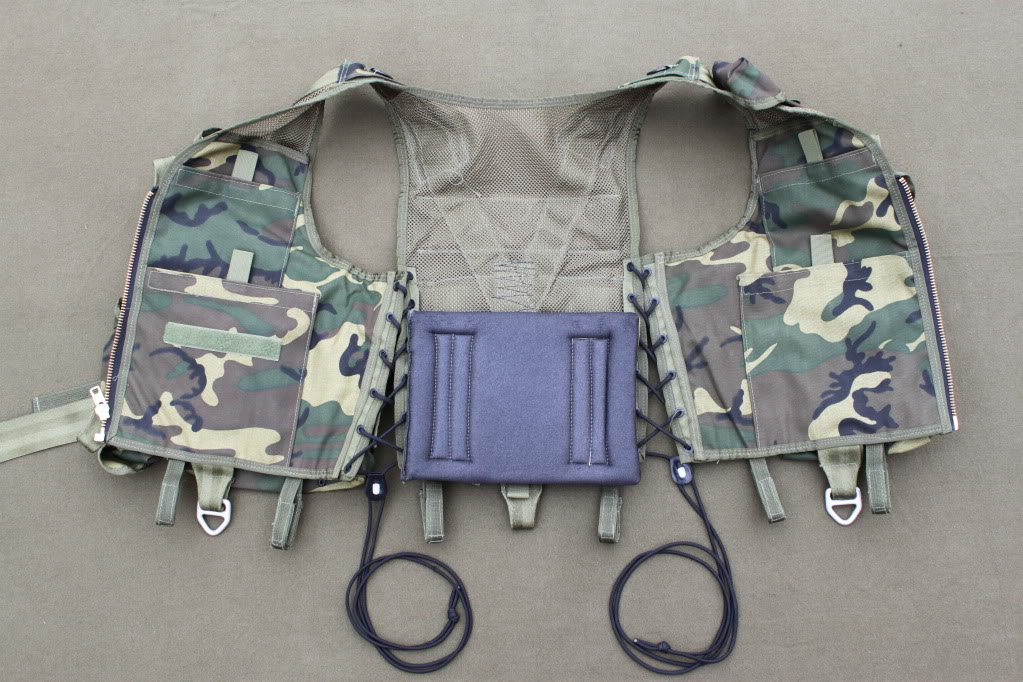 Woodlands Survival Vest/Extraction Harness IMG_7798