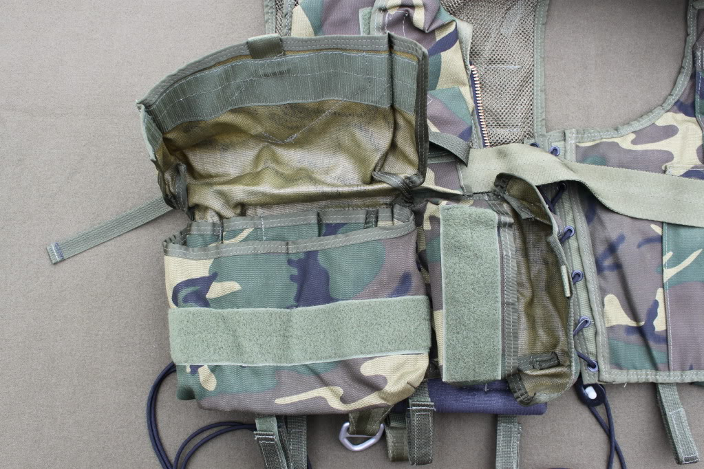 Woodlands Survival Vest/Extraction Harness IMG_7799