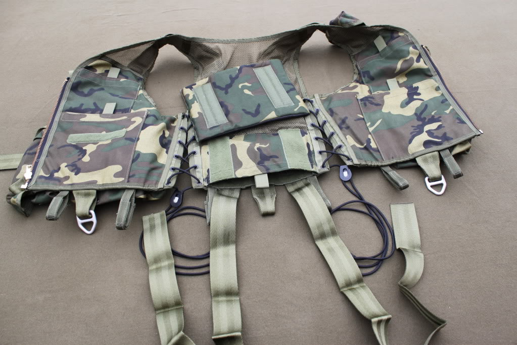 Woodlands Survival Vest/Extraction Harness IMG_7801
