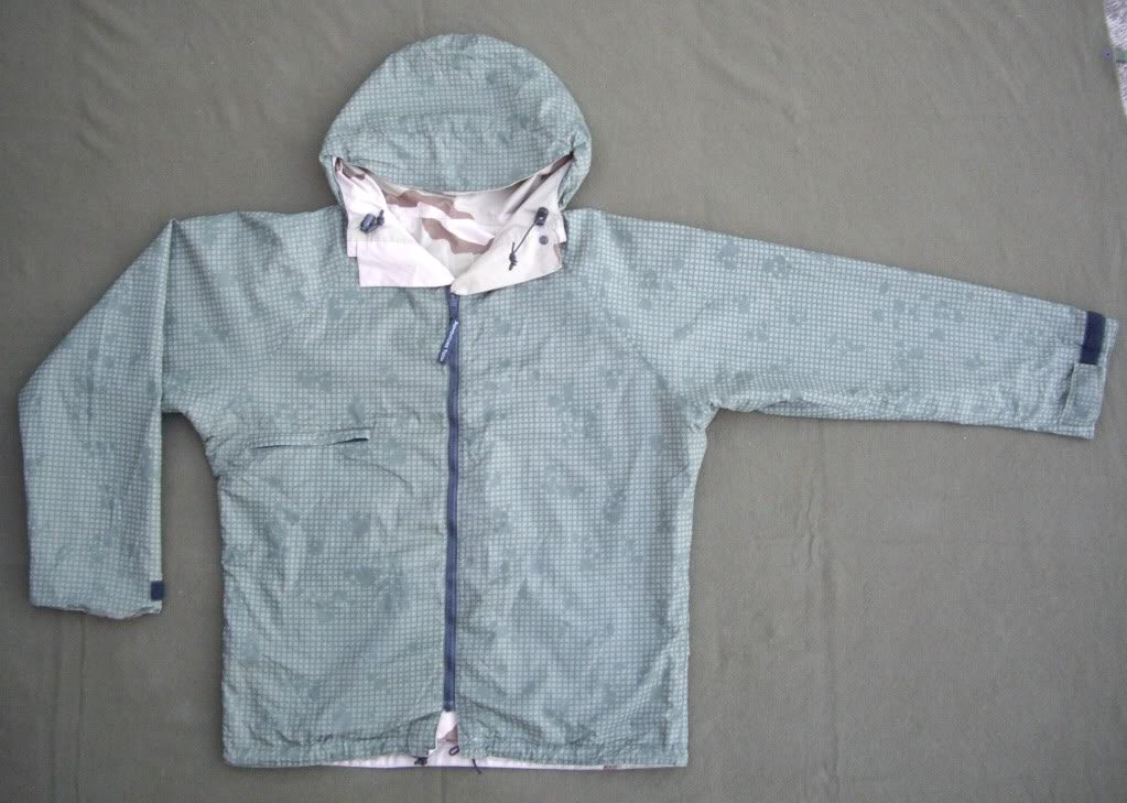 Reversible Goretex - Day/Night DCU Dndcu01