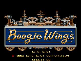 In-Game Screenshots BoogieWings