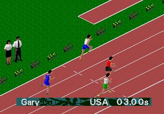 In-Game Screenshots OlympicSummerGamesAtlanta96Screensh