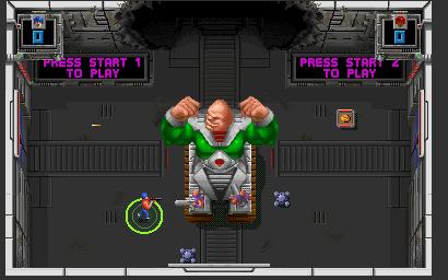In-Game Screenshots SMASHTVMUTOIDMAN