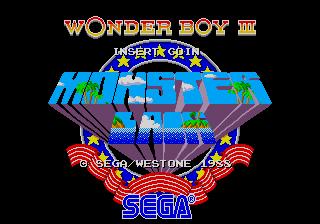 Wonder Boy/Monster World series 118124218788