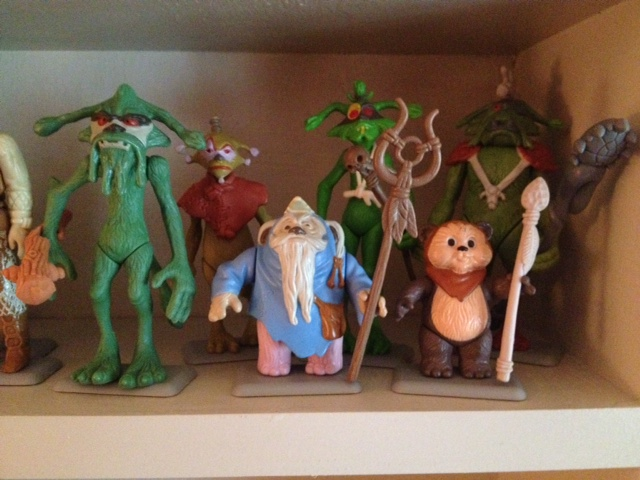 some of my foreign figures, UPDATED 9-27 Ewoks