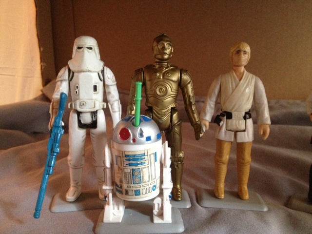 some of my foreign figures, UPDATED 9-27 Glass