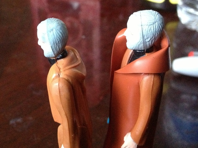 Ben Kenobi head size variant???? Jhkhj