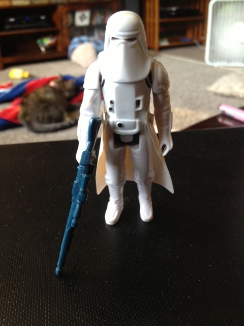 Poch snowtrooper with PBP cape Questions  Pry