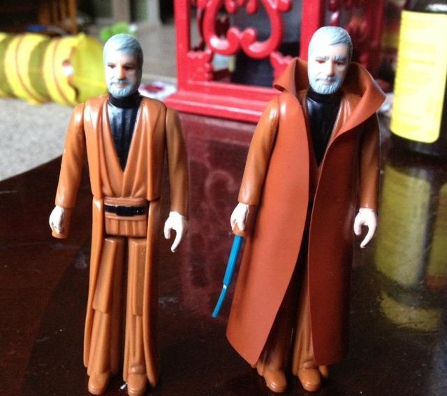 Ben Kenobi head size variant???? Ygu