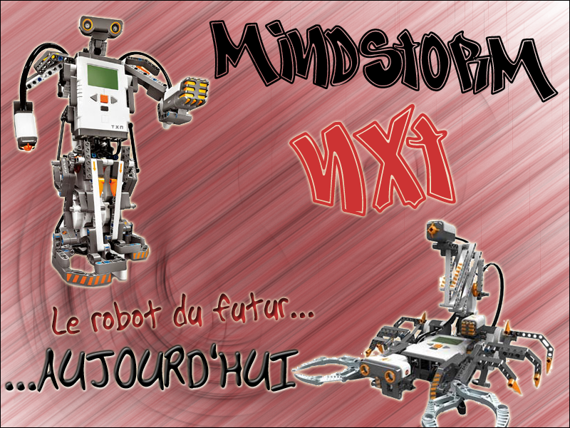 Zouloum's Gallery ! Mindstorm
