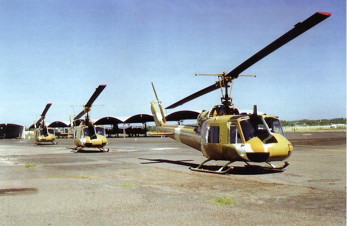 Armée paraguayenne Uh1h_FAP