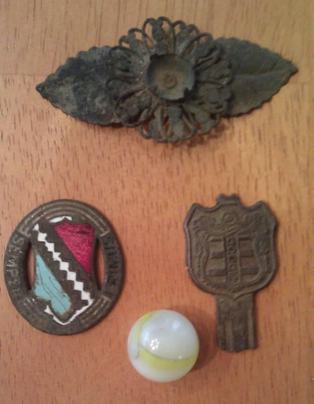 Old homesite hunt Relics