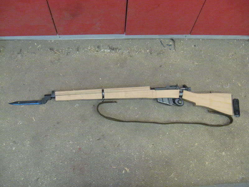 Mon projet Lee Enfield No4 - Page 2 Enfield96005